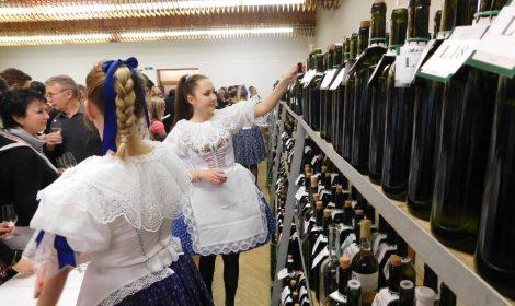 Místní výstava vín